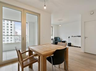 NIEUWBOUW - 1 OVERDEKTE STANDPLAATS -  ZUIDTERRAS - BERGING - 1 SLPK - 72 M²<br /> Appartement afgewerkt met duurzame materialen, gelegen op een