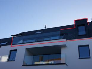 Nieuwbouw appartement (92 m²), instapklaar, in de mooie en centraal gelegen Residentie Maurann.<br /> Het appartement heeft volgende indeling: ru