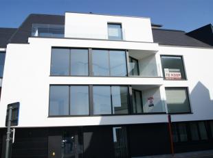 Stijlvol nieuwbouw appartement met een bewoonbare oppervlakte van 91 m², op de 2e verdieping van Residentie Maurann. We vinden volgende indeling.