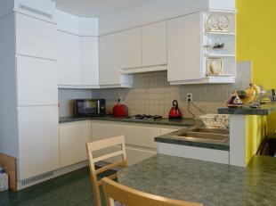 Dit centraal gelegen appartement op de bruisende Bredabaan is gelegen op de 1ste verdieping in een klein gebouw zonder lift.Het appartement omvat een