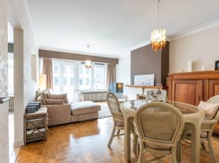 Mooie opportuniteit! Gezellig en lichtrijk, appartement met fantastische ligging en een perfecte bereikbaarheid dankzij de onmiddellijke nabijheid van