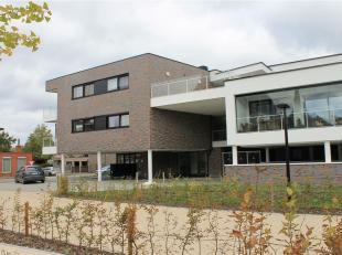 Nieuw assistentie-appartement gelegen naast het rusthuis en tegenover het winkelcomplex Bernard Kempplein.<br /> Indeling appartement: inkomhal met aa