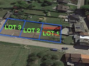 Terrain à vendre                     à 3890 Boekhout