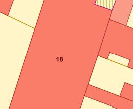 Nabij AZ Delta, het centrum van Izegem en de invalswegen bevindt zich dit perceel bouwgrond met een totale oppervlakte van 419 vierkante meter. Het pe