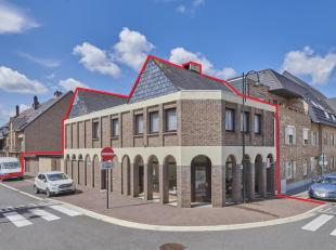 In het centrum van Bocholt ligt dit appartement met handelspand<br /> Het handelspand heeft dienst gedaan als beenhouwerij, maar is ook geschikt voor