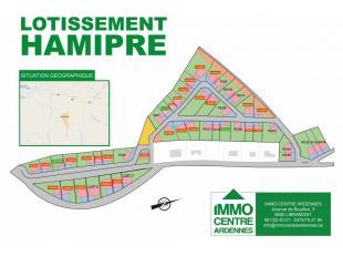 Nog geen nederlandstalige versie beschikbaarSitué dans le charmant village d'Hamipré (commune de Neufchâteau), lotissement de 40 p