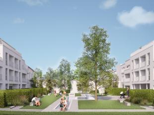 Dit prachtig en ruim gelijkvloers-appartement is gelegen in een nieuw project in de gezellige wijk Oud Berchem met haar leuke pleintjes, trendy restau