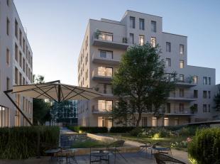 Dit prachtig appartement met 2 slaapkamers heeft een zeer mooi west-gericht terras. Grote ramen zorgen voor een zeer aangename lichtinval. Het apparte