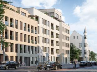 Dit prachtig nieuwbouwappartement met 3 slaapkamers heeft een zuid-gericht terras grenzend aan de woonkamer.  De slaapkamers zien uit op een mooie, gr