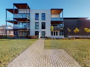 Magnifique appartement neuf situé au rez-de-chaussée dune belle Résidence, au calme dans un espace vert de 3000 m² en retrai