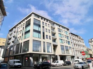 Magnifique appartement neuf situé dans l'hyper centre de Liège. Il se compose d'un hall d'entrée avec WC séparé, un