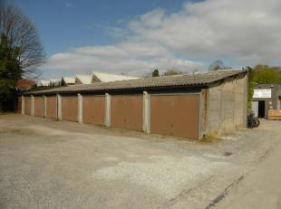 Garage te huur aan 65 euro (inclusief BTW) Ideaal gelegen! Op wandelafstand van het station. Afzonderlijke, overdekte fietsenstalling voorzien voor de
