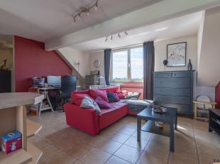 CAP SUD Vous propose un appartement au 4è étage dun petit immeuble à deux pas de la gare de Braine-lAlleud.Vous y trouverez un ha