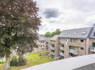 CAP SUD Vous propose un appartement situé au 2ème étage dun petit immeuble à deux pas de la gare de Braine-lAlleud.Vous y