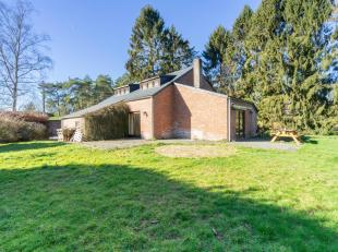 Villa idéalement située dans un quartier très prisé à Bierges ! Sise sur un terrain de 22 ares avec accès ai