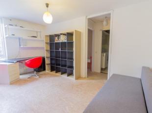 Cap Sud vous propose ce superbe appartement 1 chambre situé au coeur de Louvain-la-Neuve (à 3 min à pied de l'Ephec). L'apparteme