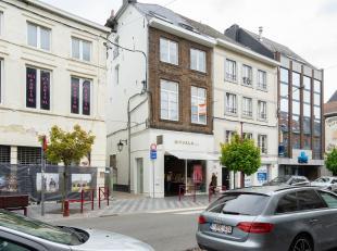 CAP-SUD Wavre vous propose un beau studio idéalement situé en plein centre de Wavre. Faibles charges !Bon rendement locatif!PEB G n°