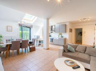 CAP SUD vous propose ce superbe appartement 2 chambres dans un immeuble de 2006 situé dans le centre de Wavre.<br /> Situé au rez-de-cha