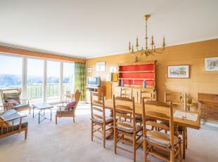 CAP SUD vous propose ce bel et lumineux appartement 2 chambres sis à proximité du centre du Wavre, proche de toutes facilités (ga