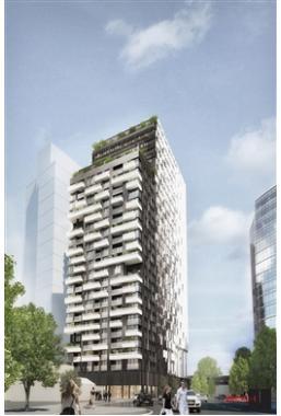 Appartement te koop in Brussel, € 389.000