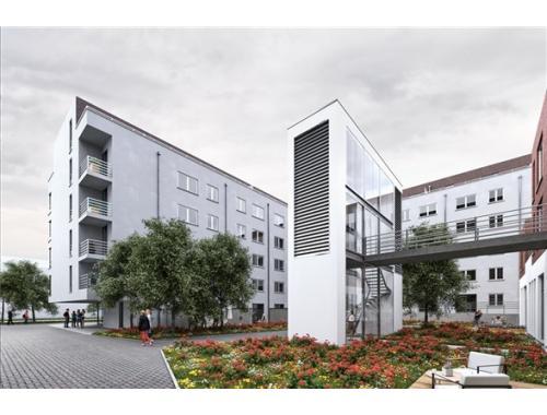 Appartement te koop in Brussel, € 272.000