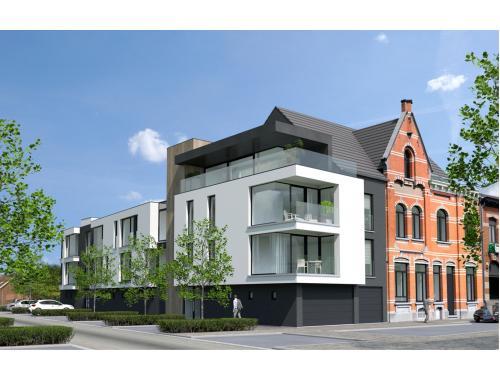 Kantoor te koop in Sint-Kwintens-Lennik, € 184.000