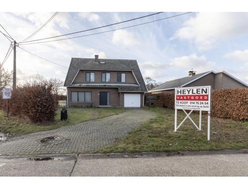 Huis te koop in westerlo ii2ri heylen for Westerlo huis te koop