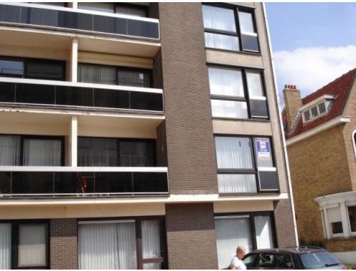 Appartement te huur in Westende, € 550