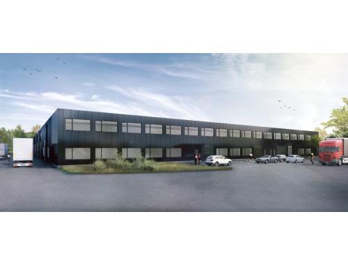 Bedrijfsgebouw te koop in Brugge, € 905.000