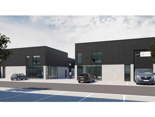 Bedrijfsgebouw te koop in Zelzate, € 214.200