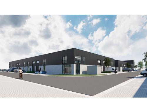 Bedrijfsgebouw te koop in Zelzate, € 136.800