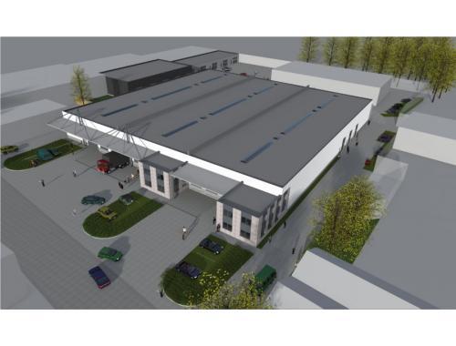 Bedrijfsgebouw te koop in Mechelen