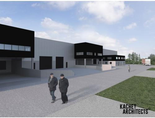 Bedrijfsgebouw te koop in Willebroek