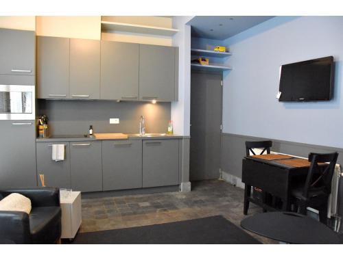 Studio met slaaphoek te huur in Antwerpen, € 850