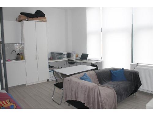 Studio met slaaphoek te huur in Leuven, € 585