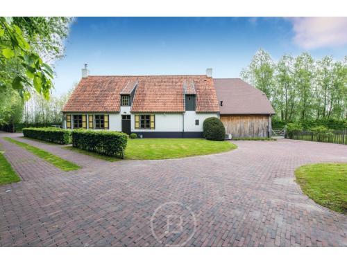 Fermette te koop in Hertsberge, € 1.045.000