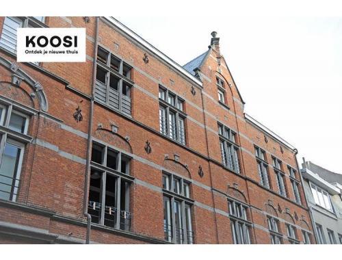Loft te huur in Antwerpen, € 1.575