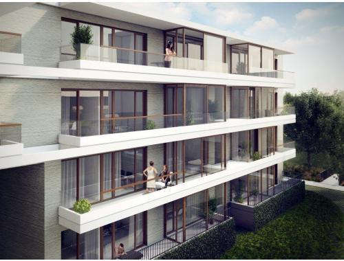 Appartement te huur in Antwerpen € 1.200 (HD89B) - Zimmo