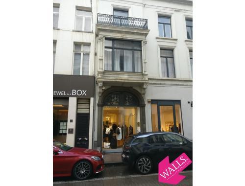 Handelszaak te huur in Antwerpen