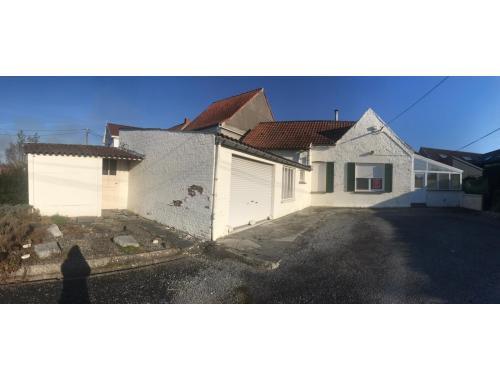 Maison unifamiliale à vendre à Hollain, € 110.000