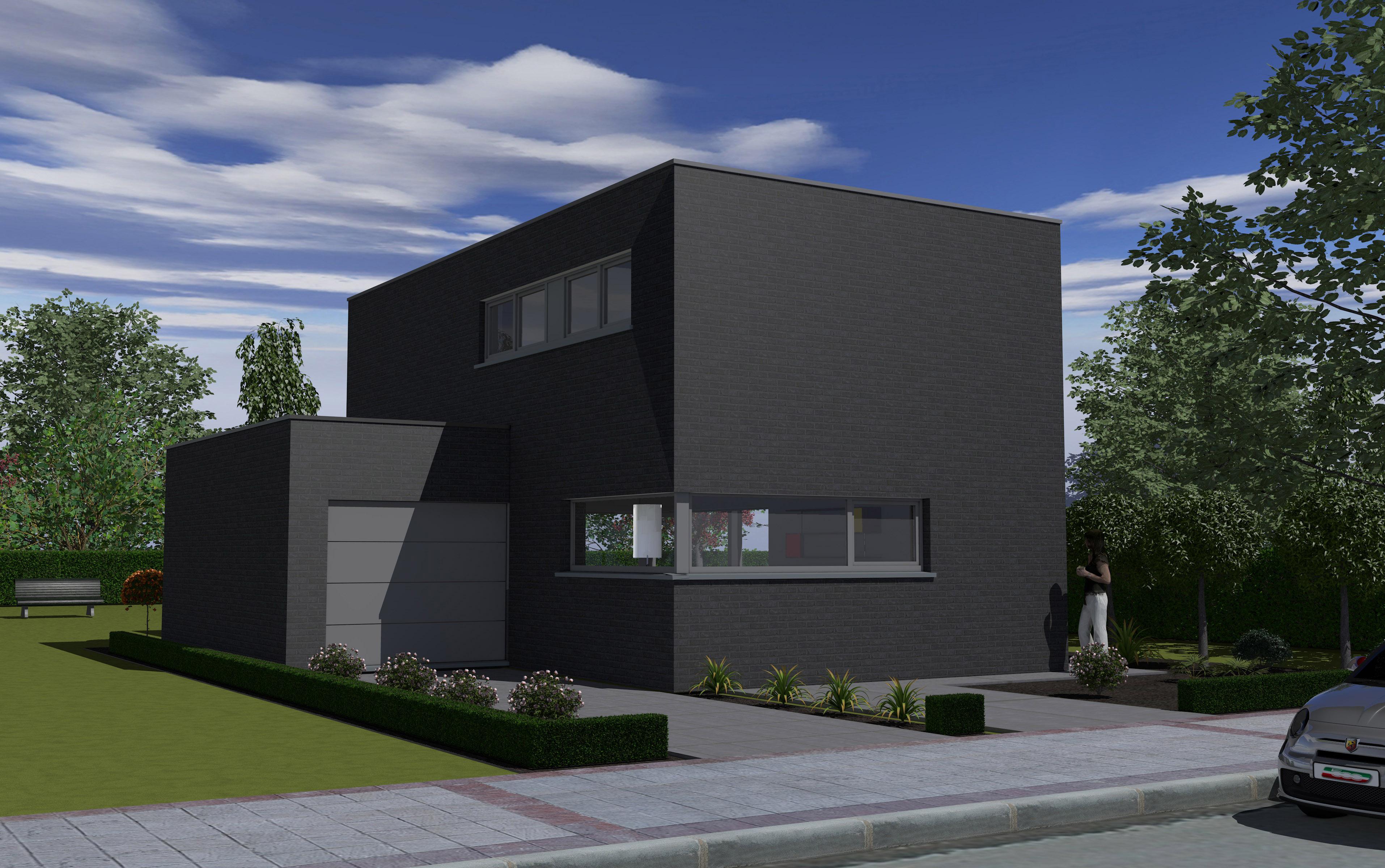 Modern huis te koop for Te koop moderne woning
