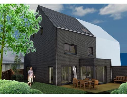 Maison jumelée à vendre à Melsele