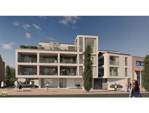 Appartement te koop in Hoeselt, € 195.000