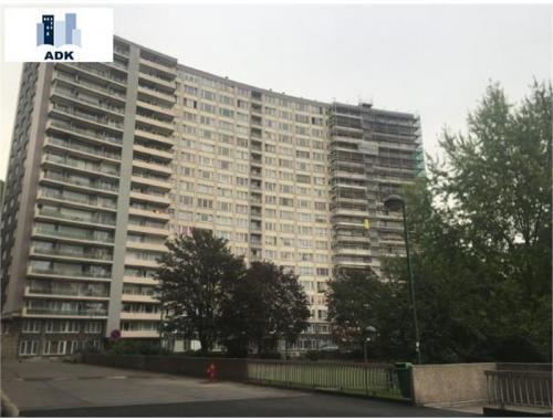 Appartement te koop in Liège, € 92.000