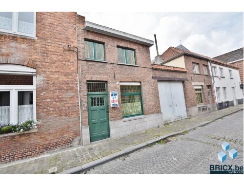 Rijwoning te huur in Brugge, € 675