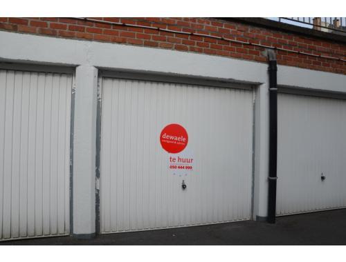 Garagebox te huur in Brugge, € 80