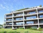 Instapklaar nieuwbouwappartement met 2 slaapkamers en groot terras gelegen langs de Damse Vaart te Brugge. Op enkele minuten van centrum Brugge. <br /
