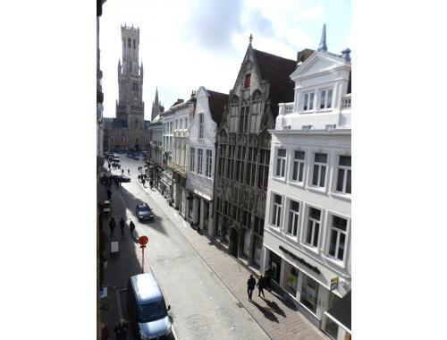 Dakappartement te huur in Brugge, € 600
