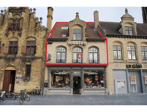 Triplex te huur in Veurne, € 950