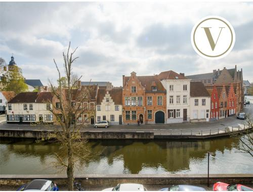 Appartement te koop in Brugge, € 795.000